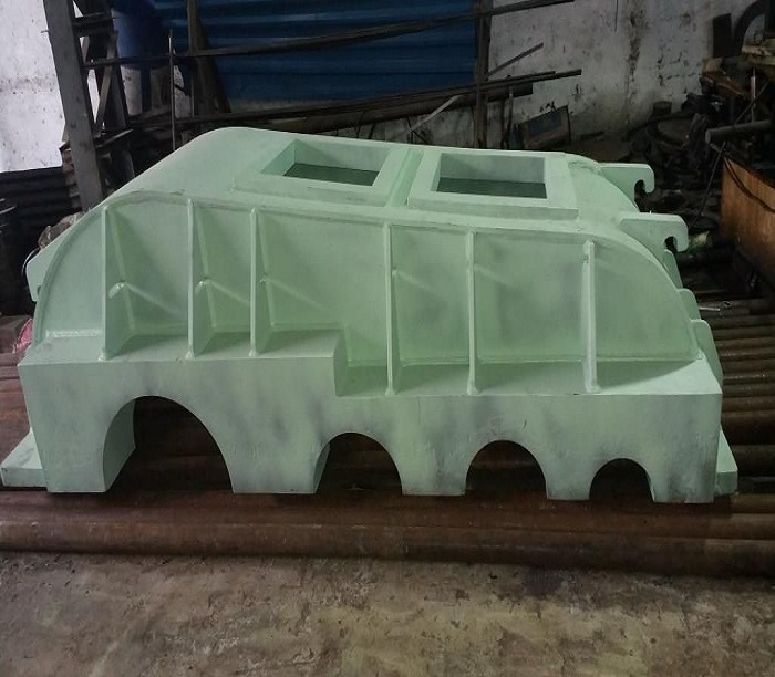 Fabricated Gear Box Cases