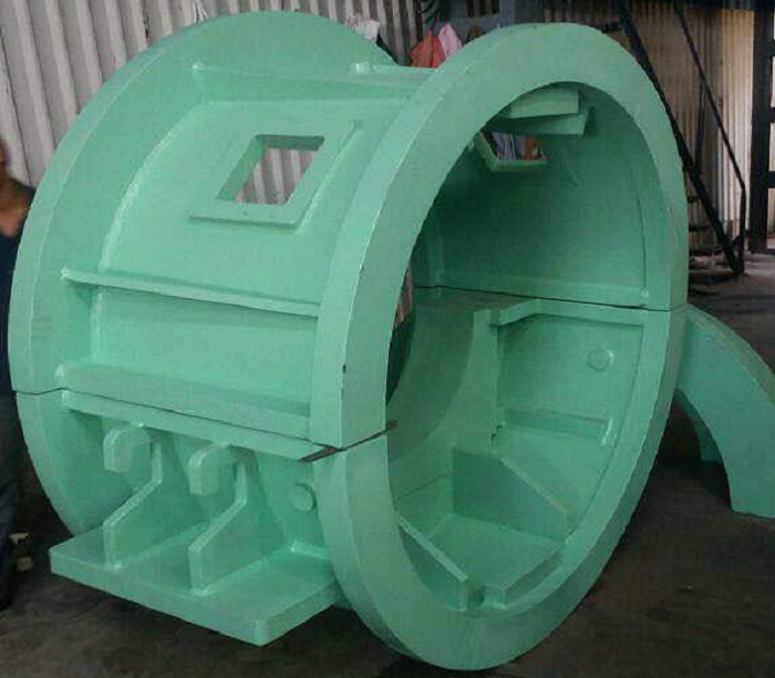 Heavy Industrial Fabrication